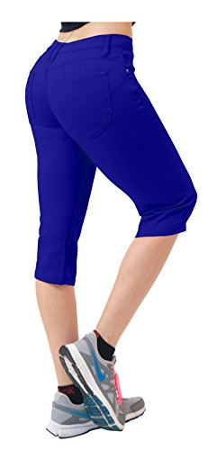Bum Ladies Super Stretch Jeans (Blue) - 2