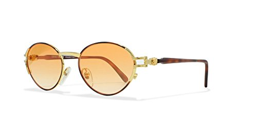 Brown soleil Medium Gianni Homme de Gold Versace Lunettes HBqTnqa