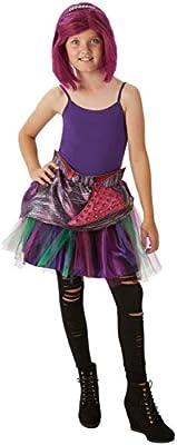 Disney Mal Descendants - Disfraz de tutú para niñas, diseño de ...