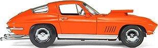 Exoto Motorbox 1/18 1967 Corvette Sting Ray 427 Moroso Drag Racer Coupe: Mona...