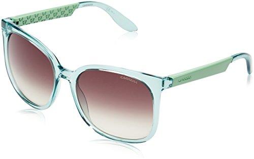 Carrera Aqua 5004 Mujer L de Brown sol 57 Matte Turquesa D84 Gafas Shaded Transp JS Green vvRqnxwrg