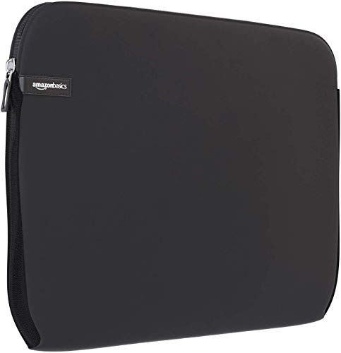 Amazon Basics 15.6-Inch Laptop Sleeve - Black