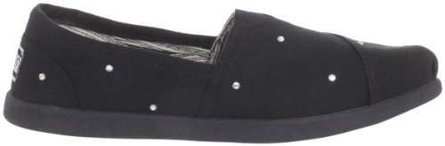 Bobs Van Skechers Womens World-unity Flat Black