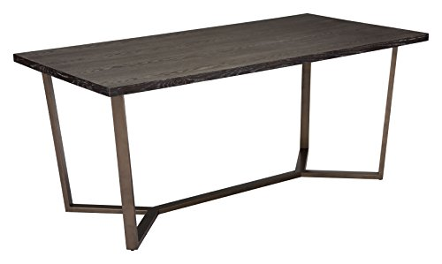 Zuo Modern 100661 Brooklyn Dining Table, 70