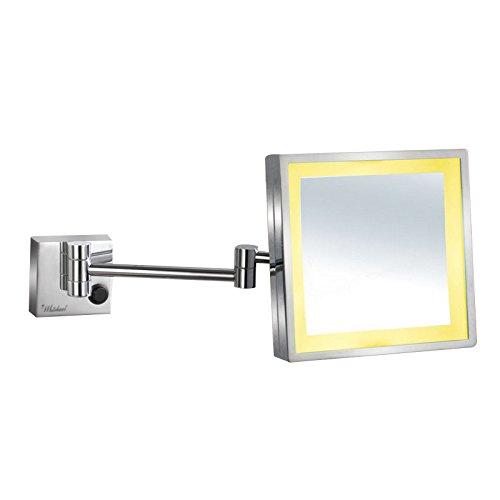 Whitehaus Square Mirror - 2