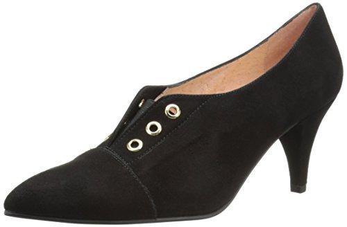 French Sole FS/NY Women's Ora Dress Pump - Black - 8.5 B(...