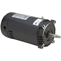 Century UST1102 1-Horsepower Up-Rated Round Flange Replacement Motor (Formerly A.O. Smith)