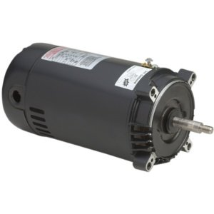 (Century Electric UST1152 1 1/2-Horsepower Up-Rated Round Flange Replacement Motor (Formerly A.O. Smith))