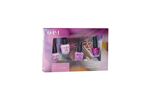 OPI Spring 2019 Tokyo Collection Mini Nail Lacquer Set