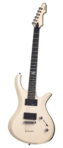 Schecter Guitar Research Special Edition ATX Riot Electric Guitar - Aged White