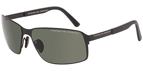 Porsche Design ユニセックスアダルト US サイズ: 63-14-135mm カラー: ブラック B07FB9DL86