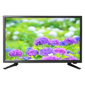 WIS 23.6型地上デジタルハイビジョンLED液晶テレビ(別売USB HDD録画対応) AS-01D2401TV B07PGDDQCD
