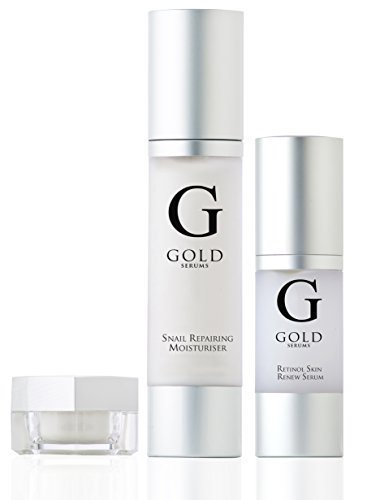 Gold Serums Complete Care Kit, 40 Gram