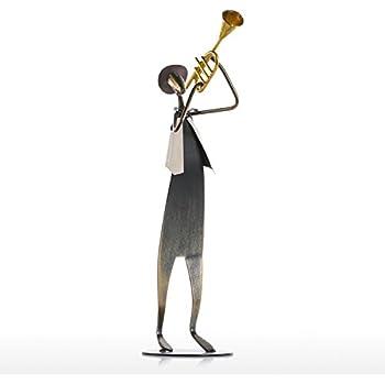 Amazon com: Trumpet Drum Guitar Saxophone Cowboy Band Music