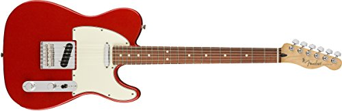 (Fender Player Telecaster Electric Guitar - Pau Ferro Fingerboard - Sonic Red)