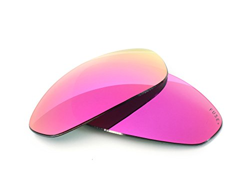 FUSE+ Lenses for Dragon Rake Bella Mirror Polarized - Sunglasses Rake Dragon