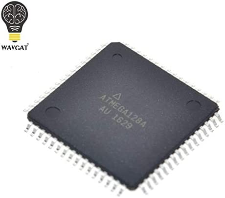 TLU-Kaxu ATMEGA128A-AU ATMEGA128A ATMEGA128 8-bit Microcontroller with 128K Bytes In-System Programmable Flash