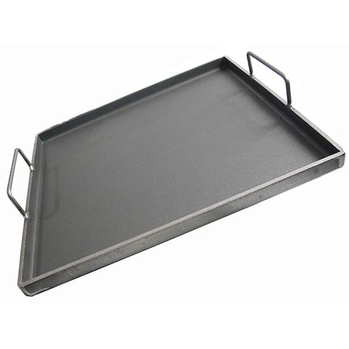 Removable Griddle Plate Size: 20