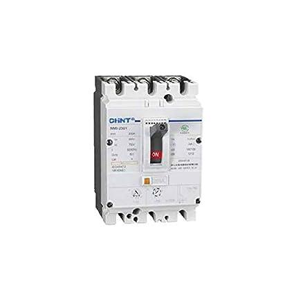 /250s-4p-200/a regolabile termico e magnetico Mccb Chint NM8/ P 200/a