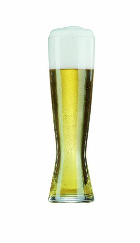 Spiegelau Beer Classics Non-Leaded Crystal Tall Pilsner Glass, Set of (Tall Pilsner Glass Set)