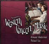 4-Cd Set to Accompany Introduction to Western Concert Music, Ambrosini-Lee, 0757503640