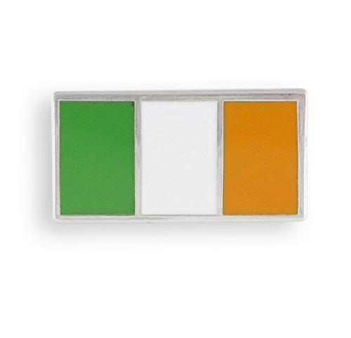 Irish Flag Ireland Shamrock Enamel Lapel Pin (1 Pin)