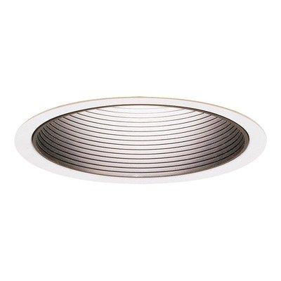 Lytecaster Basic Baffle Reflector Trim For Short Neck Par30 Lamp Finish: Perma White