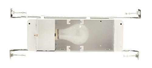 (NICOR Lighting 10-Inch Incandescent Step Light Fixture with Hanger Bars (15800) )
