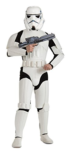 GTH M (Star Wars Deluxe Stormtrooper Adult)