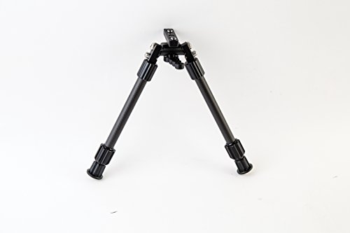 Caldwell Accumax M-Lok KeyMod 9-13 Inch Bipod with Twist Lock Quick-Deployment Legs for Mounting on Long Gun Rifle for Tactical Shooting Range and Sport by Caldwell (Image #3)
