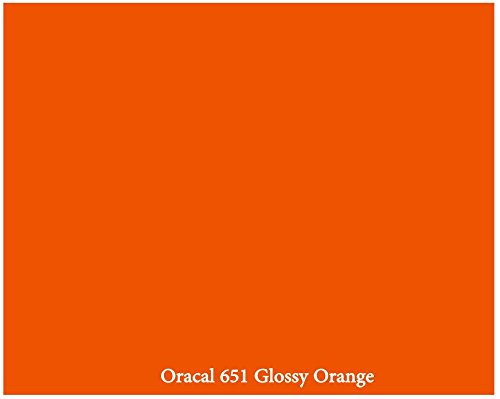 orange-glossy-12-x-10-foot-roll-of-oracal-651-permanent-adhesive-backed-vinyl-for-craft-cutters-punc