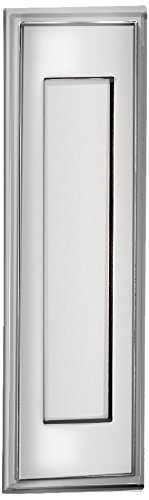 Salsbury Industries 4085C Mail Slot, Vertical/Chrome Finish by Salsbury Industries