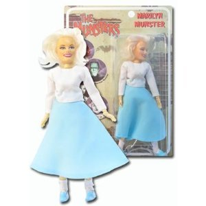 The Munsters Marilyn Munster Action Figure
