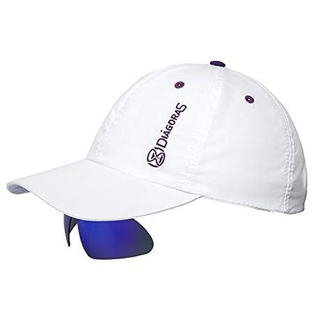 Diàgoras Gorra Padel Tenis Unisex Beisbol Cap Tenis Lentes ...