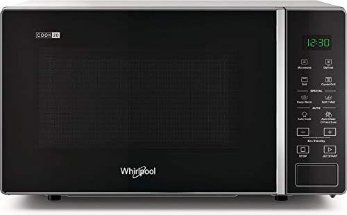 Whirlpool MWP 203 SB - Horno de microondas combinado con ...