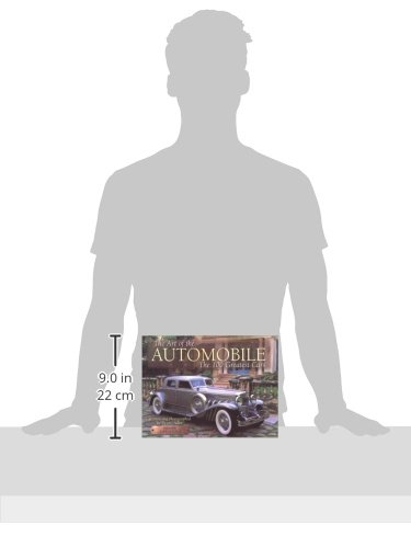The Art of the Automobile  The 100 Greatest Cars Hardcover – May 3 ... 79cb911a4253