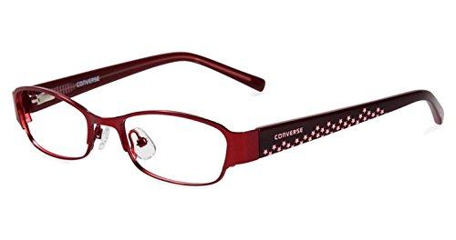 CONVERSE Eyeglasses K006 Red 49MM