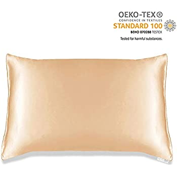 Amazon Com Myk Pure Natural Mulberry Silk Pillowcase 19