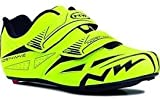 Northwave Men's Jet Evo Yellow Fluorescent Road 46 EU 13 US Cycling Shoes