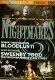 Nightmares: Bloodlust! / Sweeney Todd: The Demon Barber of Fleet Street by Robert Reed