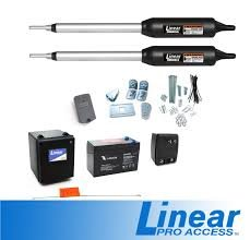 GTO / Linear Pro SW3002XLS Dual Automatic Gate Operator System