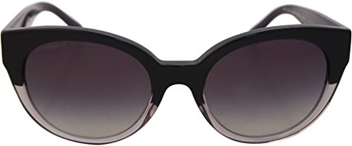 Versace Women's VE4294 Black/Crystal/Grey - Women Shades Versace