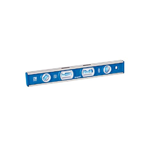 1/2' Right Angle Drill - Empire EM81.12 True Blue 12-Inch Magnetic Tool Box Level