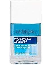 L'Oréal Paris Göz ve Dudak Makyaj Temizleme Losyonu, 125 ml