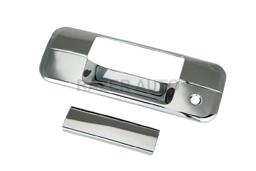 08 Chrome Tailgate Handle - 5
