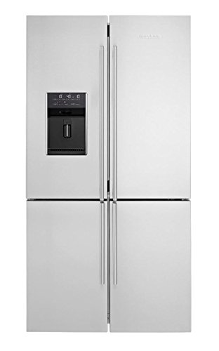 "Blomberg BRFD2652SS 36"" 23.3 cu. ft. 4 Door French Door R..."