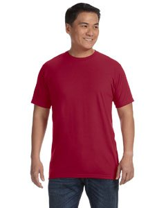 Anvil 450 Eco-Friendly Adult Sustainable Tee - Independence Red44; Medium