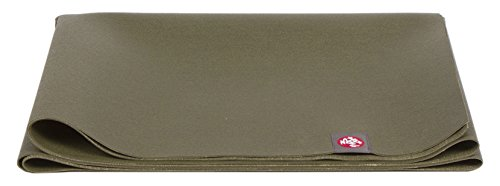 Manduka eko SuperLite Travel Yoga and Pilates Mat, Opa, 1.5mm
