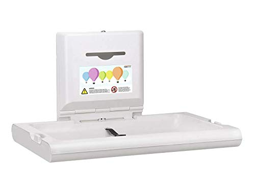 Saniflow Surface Mounted Baby Changing Station CP0016HS-ASTM Babymedi (Plastic)