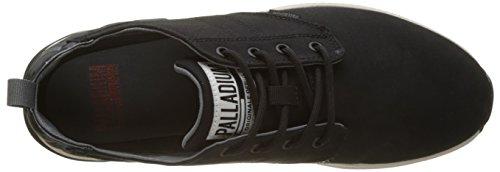 Palladium Sneaker Camo Black Schwarz Herren Black I97 Axeon Schwarz Low rPrCwtq